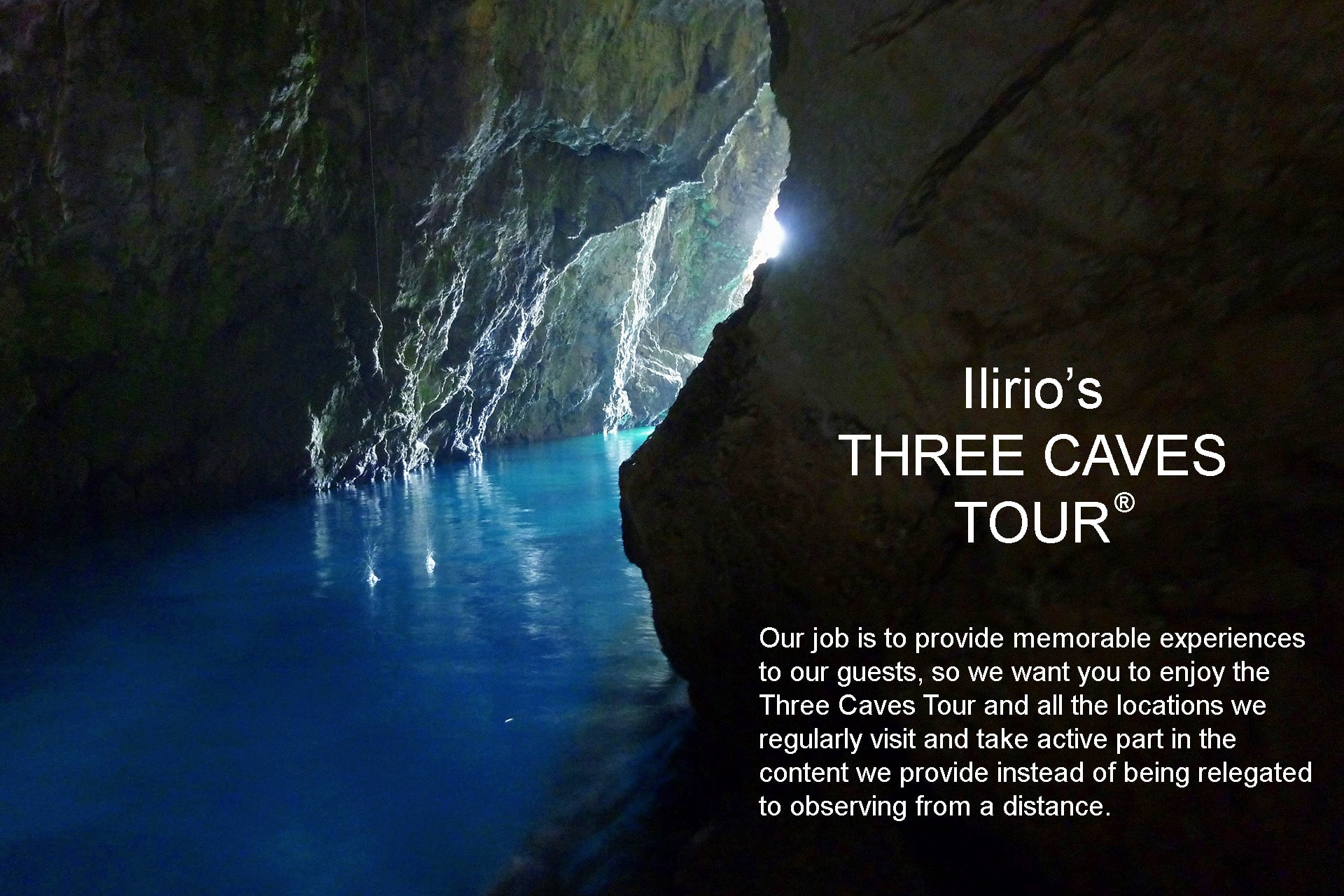 Monk seal cave, Three Caves Tour from Makarska